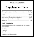 Pure Encapsulations RiboCarnitine-Q10