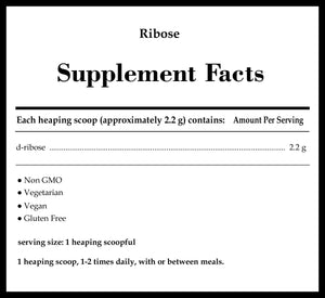 Pure Encapsulations Ribose