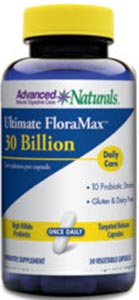 Advanced Naturals Ultimate FloraMax 30 Billion
