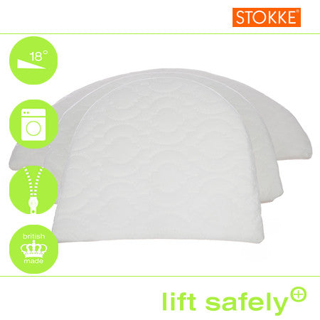 Lift Safely Reflux Wedge Stokke® Sleepi™ Mini