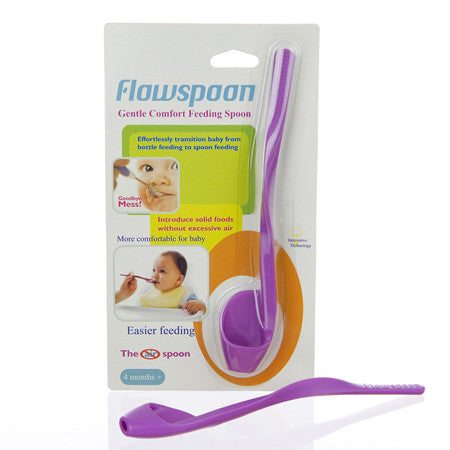 The Flowspoon - Early weaning spoon!