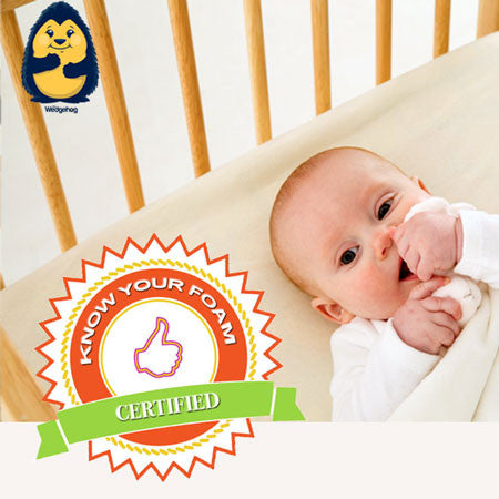Wonky but Wonderful™ Wedgehog® Reflux Wedge Cot 60cm - includes Free Bundled Reflux eBook