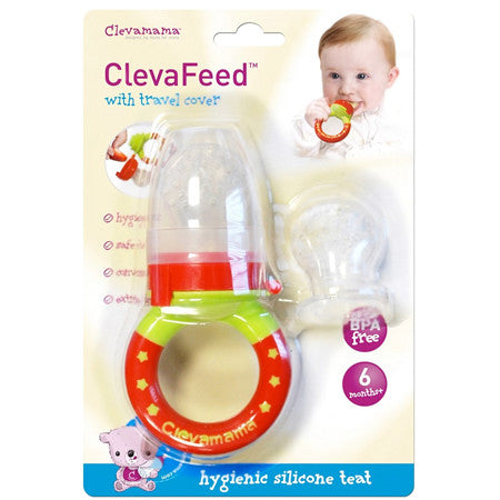 Clevamama ClevaFeed for weaning and first tastes