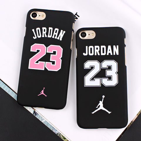 Slim NBA Matte Case For iPhone X 7 6 6S Plus