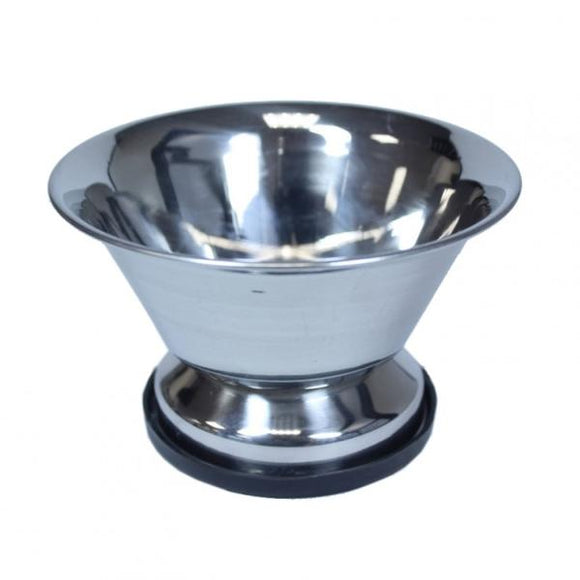 Large Stainless Steel Lather Bowl