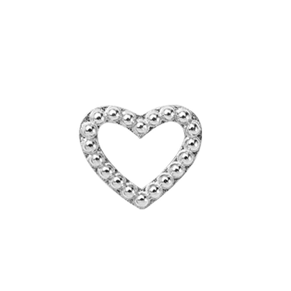 Charm - Heart Dots-Christina Watches-Guldsmed Lauridsen