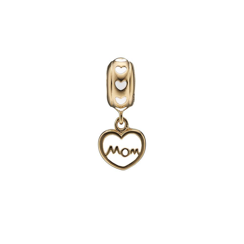 Charm - Mom Love-Christina Watches-Guldsmed Lauridsen