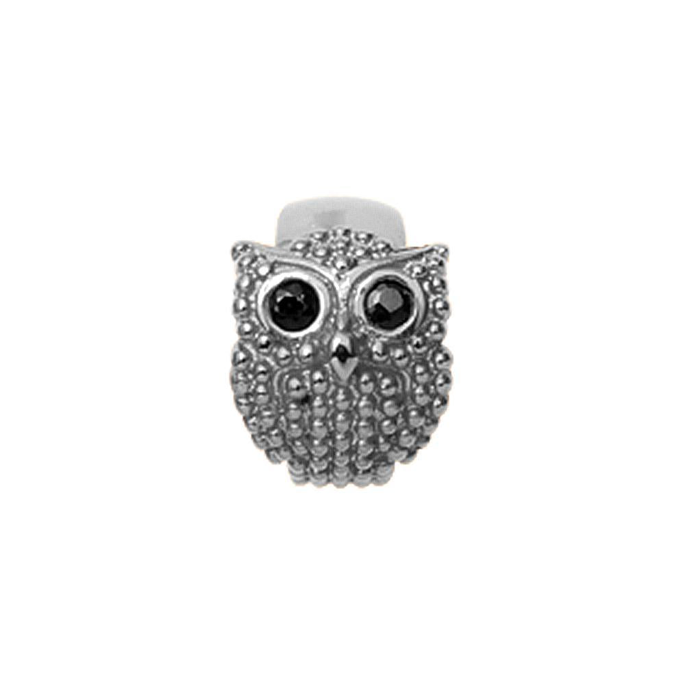 Charm - Owl-Christina Watches-Guldsmed Lauridsen
