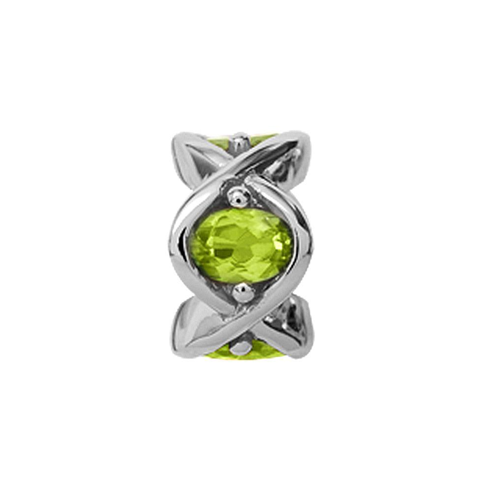 Charm - Peridot Heaven-Christina Watches-Guldsmed Lauridsen