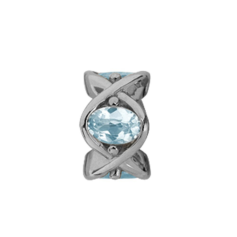 Charm - Sky Topaz Heaven-Christina Watches-Guldsmed Lauridsen