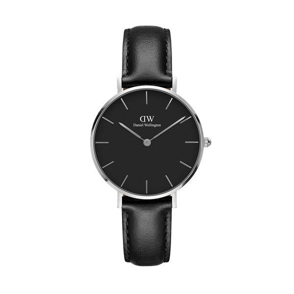 Daniel Wellington CLASSIC BLACK SHEFFIELD 36mm skive-Daniel Wellington-Guldsmed Lauridsen