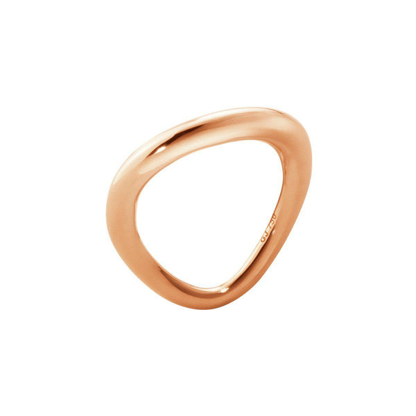 Georg Jensen - Offspring ring 18kt rosaguld-Georg Jensen-Guldsmed Lauridsen