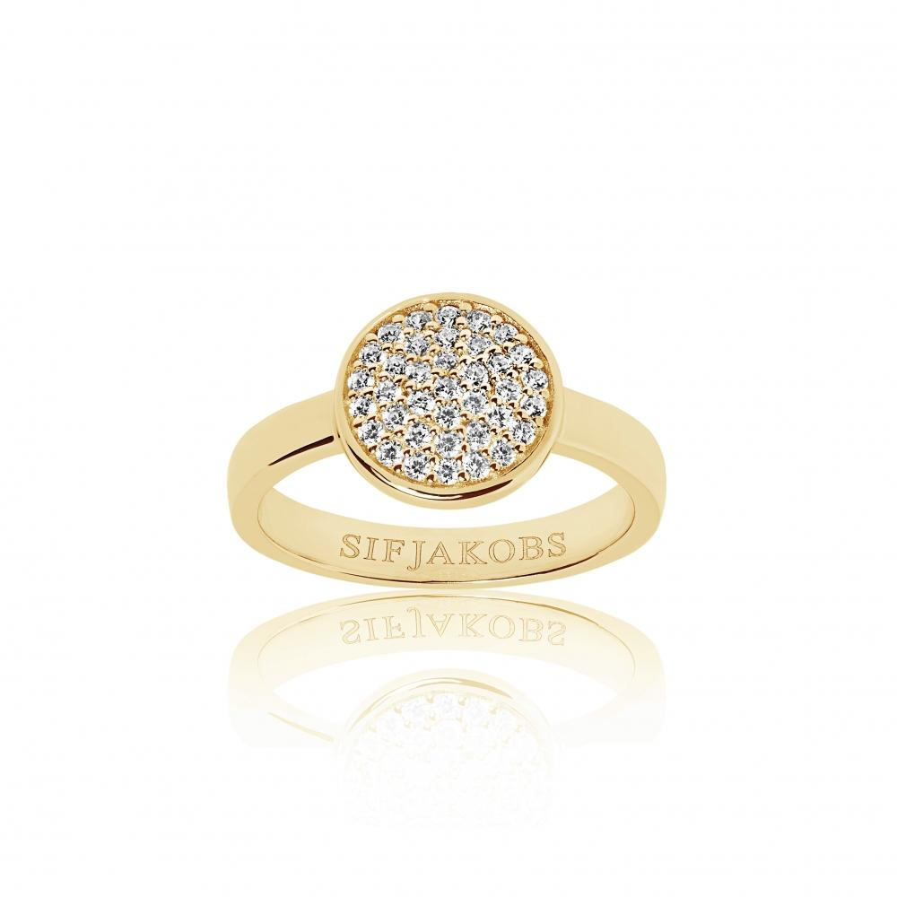 Sacile ring-Sif Jakobs Jewellery-Guldsmed Lauridsen