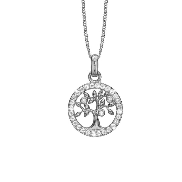 Vedhæng - Topaz Tree of Life-Christina Watches-Guldsmed Lauridsen