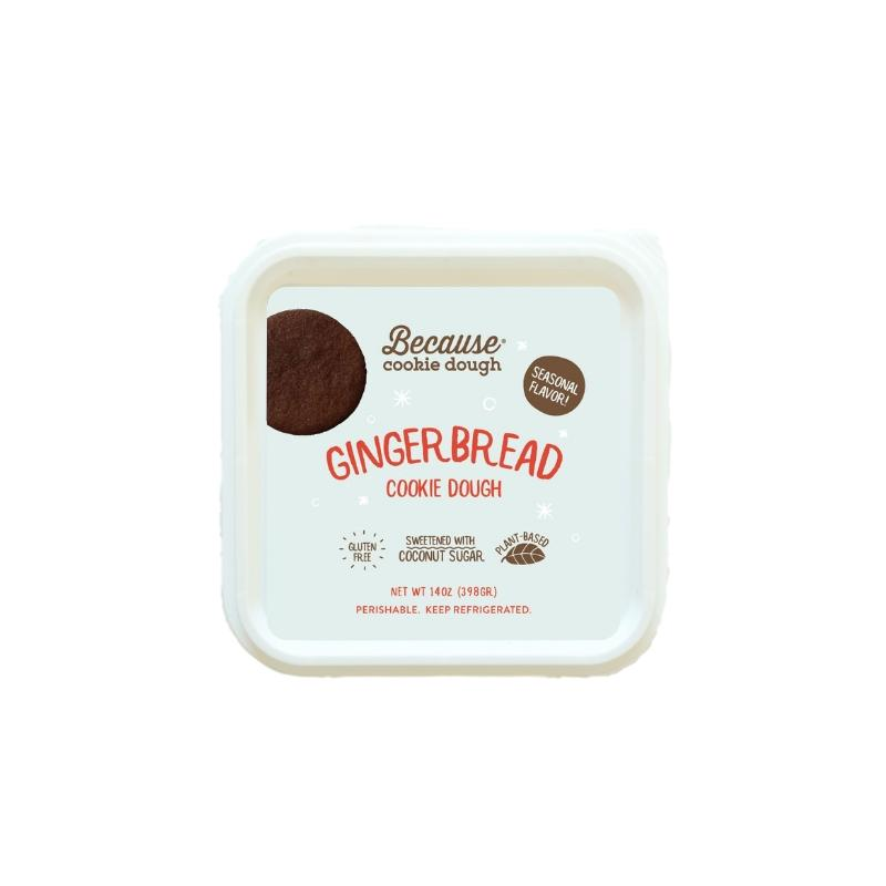 Gingerbread Cookie Dough (4 Pack)