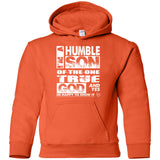 One True GOD - Youth Pullover Hoodie