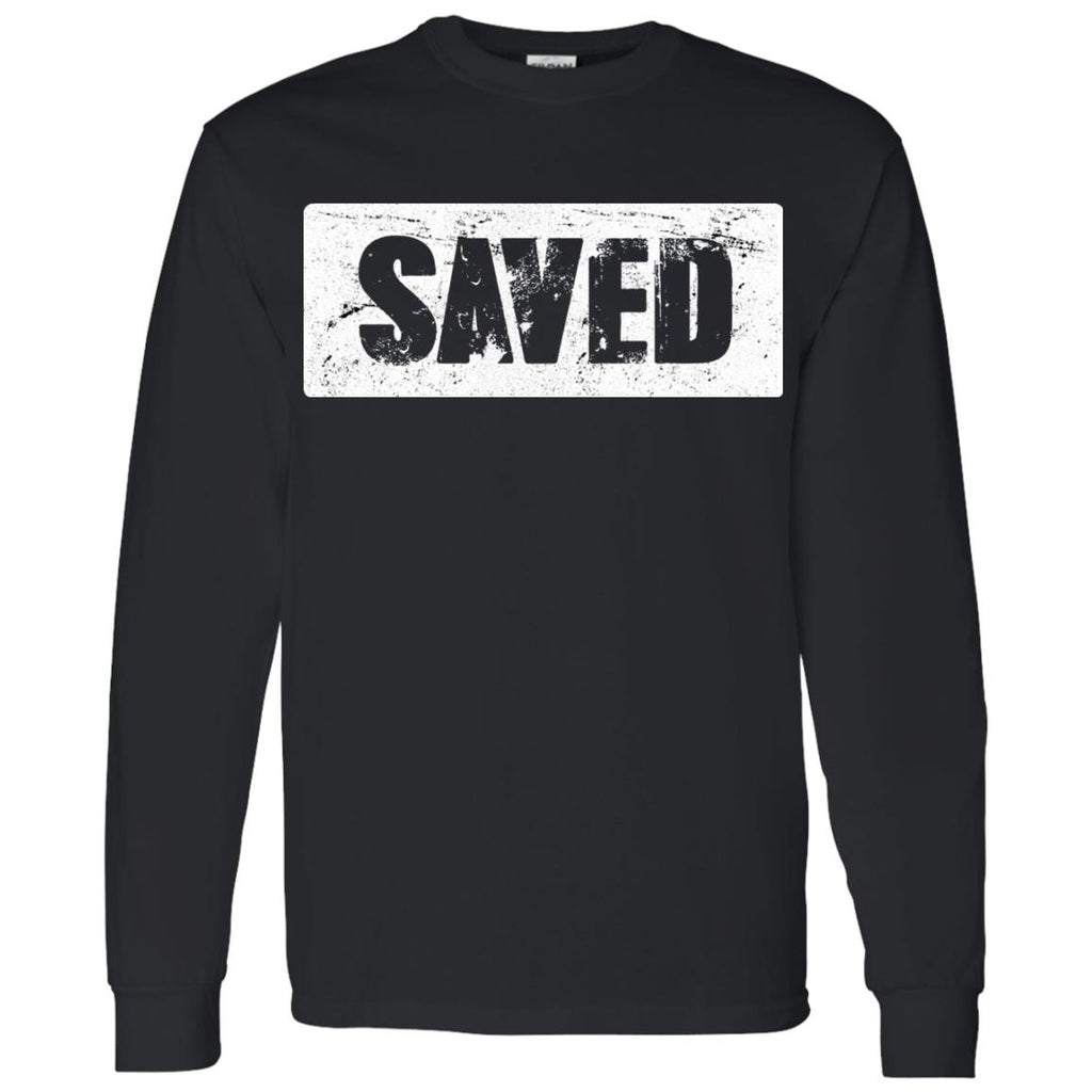 SAVED - Mens LS T-Shirt 5.3 oz.