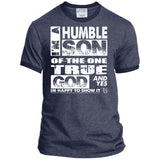 One True GOD - Mens Ringer Tee