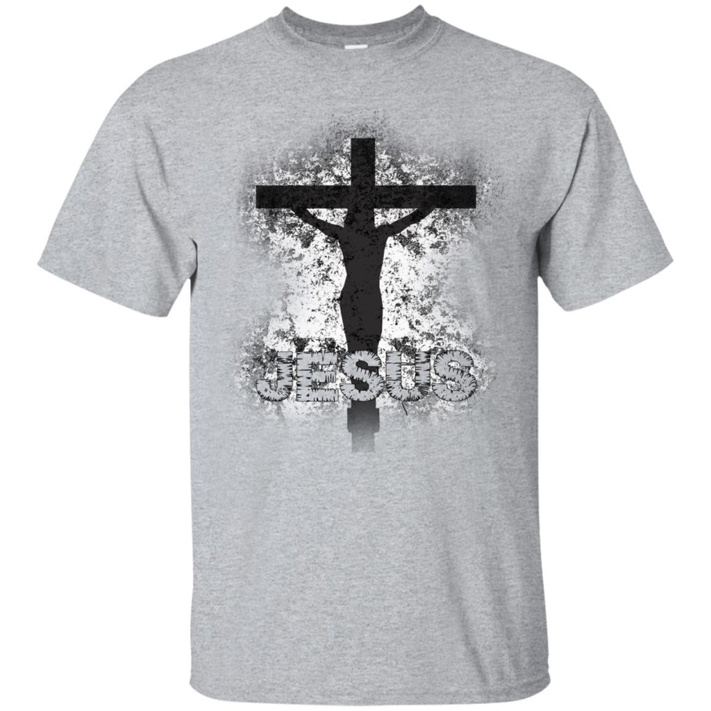 JESUS Crucified - Unisex Ultra Cotton T-Shirt