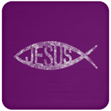 Jesus Fish - Coaster