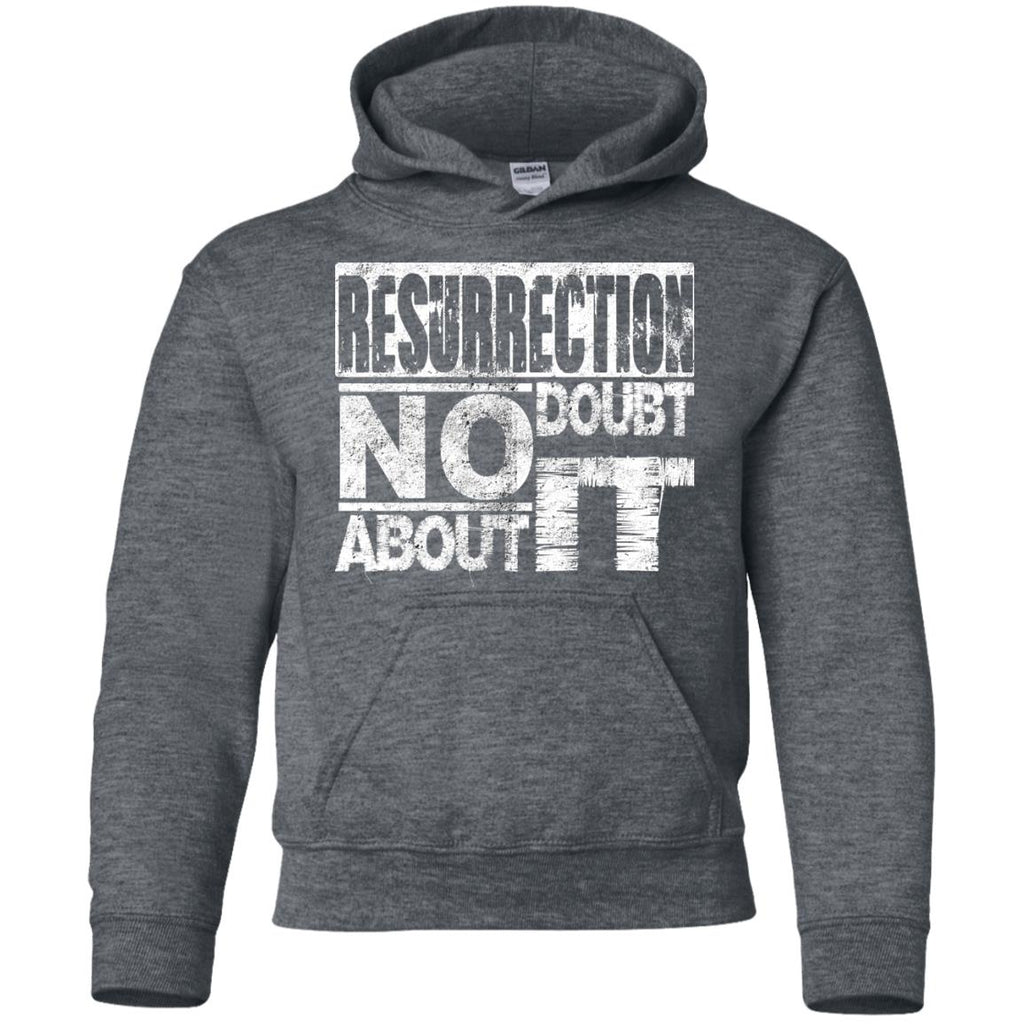 Resurrection - Youth Pullover Hoodie