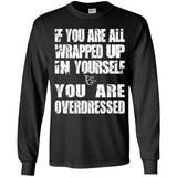 Humble Yourselves - Youth LS T-Shirt