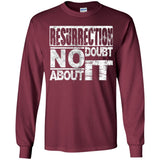 Resurrection - Youth LS T-Shirt