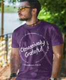 Grateful (White) - Unisex Ultra Cotton T-Shirt