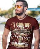 I Can Do All Things - Unisex Ultra Cotton T-Shirt