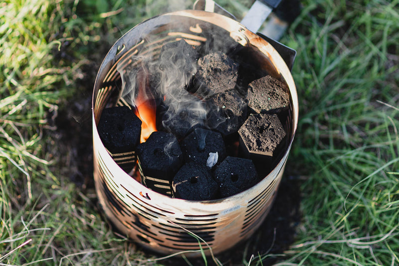 NOMAD Fire 100% All-Natural Charcoal