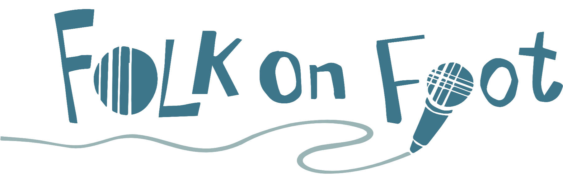Folk on Foot logo