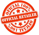 Official Retailer stamp