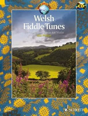 Welsh Fiddle Tunes - 97 Traditional Pieces for Violin