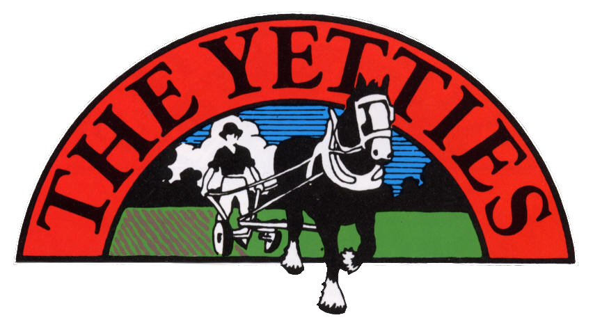 The Yetties logo