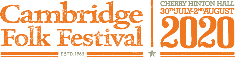 Cambridge Folk Festival 2020 logo