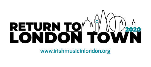 Return to London Town Festival 2020 logo
