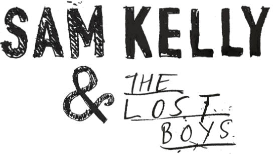 Sam Kelly & The Lost Boys logo