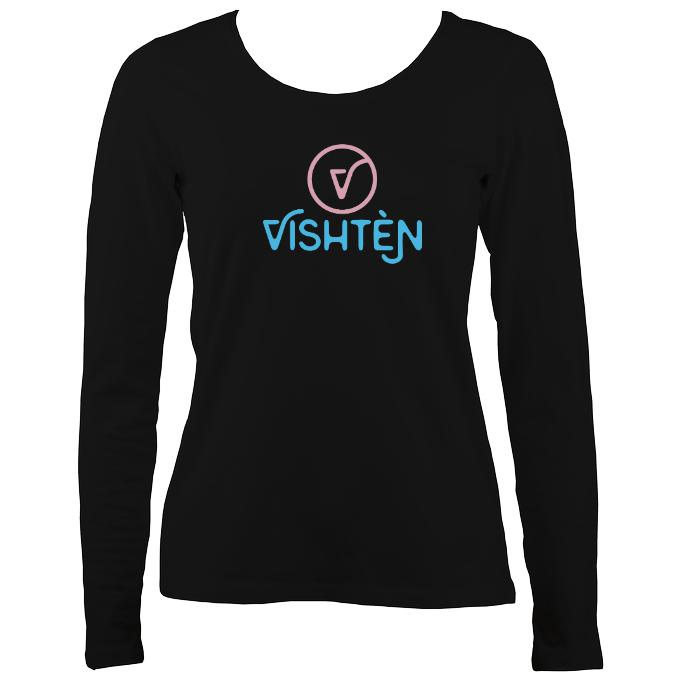 Vishtèn Ladies Long Sleeve T-shirt