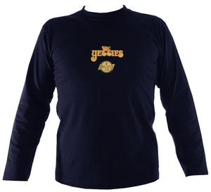 "The Yetties ""Proper Job"" Mens Long Sleeve Shirt"