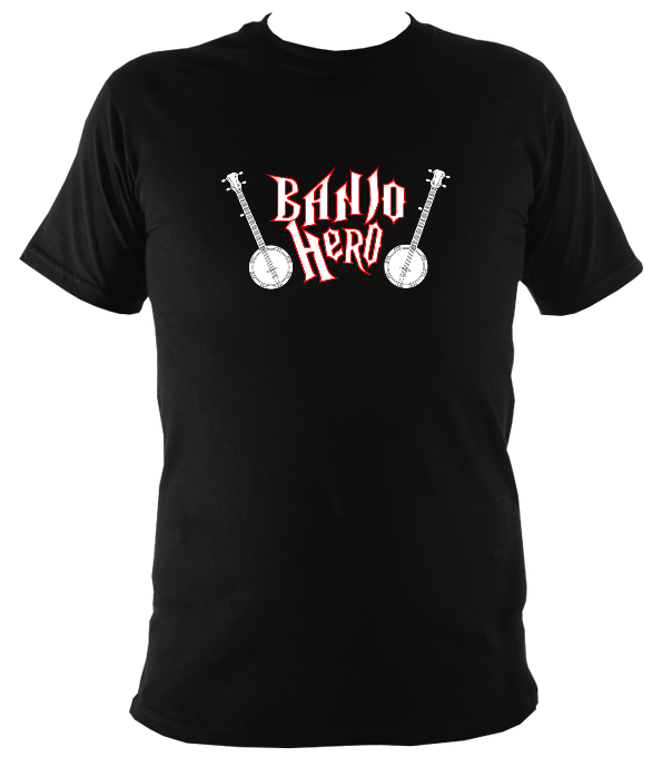Banjo Hero T-shirt
