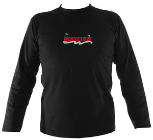 The Poozies Mens Long Sleeve Shirt