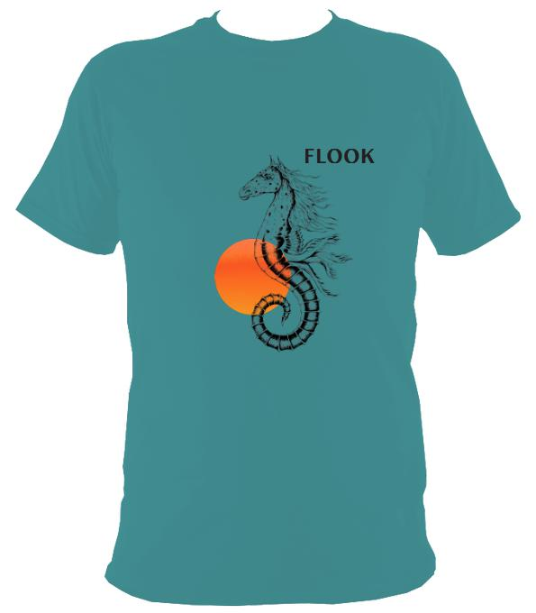 Flook Ancora T-shirt - T-shirt - Black - Mudchutney