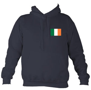 Irish Flag Hoodie-Hoodie-Denim-Mudchutney