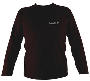 Saltarelle Logo Mens Long Sleeved Shirt