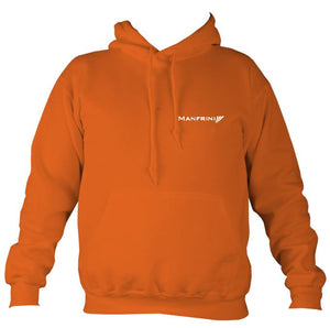 Manfrini Hoodie-Hoodie-Burnt orange-Mudchutney