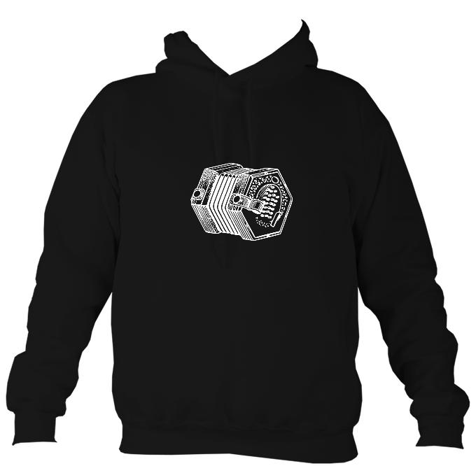 English Concertina Hoodie-Hoodie-Jet black-Mudchutney
