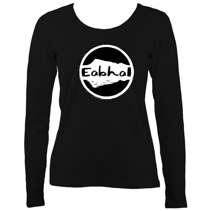 Eabhal Ladies Long Sleeve Shirt