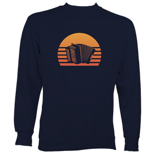Melodeon Sunset Sweatshirt