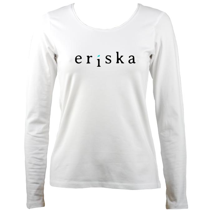 Eriska Ladies Long Sleeve Shirt