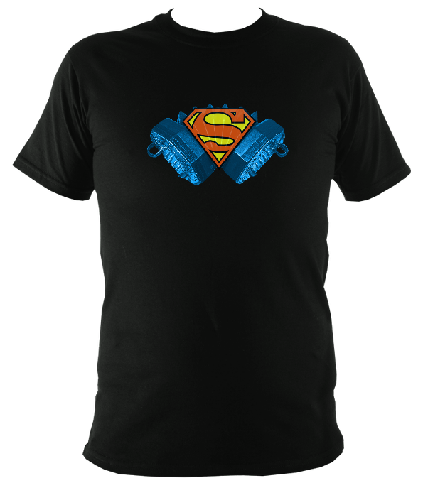 Concertina Superman T-shirt